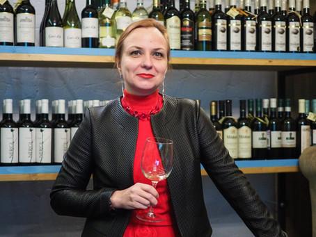 """Интервью с Натальей Сорокиной: """"Плохое вино я не прощаю!""""."""