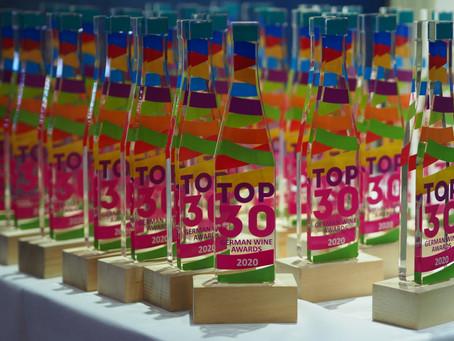 Top30 German Wines Awards. Итоги!