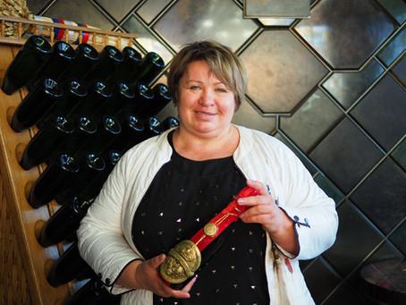 Профессия винодел: Татьяна Васильевна Максимова | Завод шампанских вин «Новый Свет»