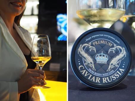 Экспертная дегустация осетровой икры в CAVIAR RUSSIA MOSCOW. Какую икру покупать?