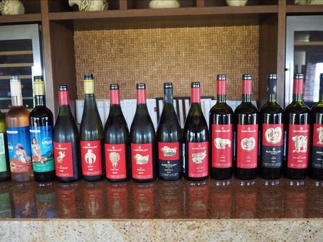 Alma Valley - Современная винодельня в Крыму. Часть 3 - Вина.