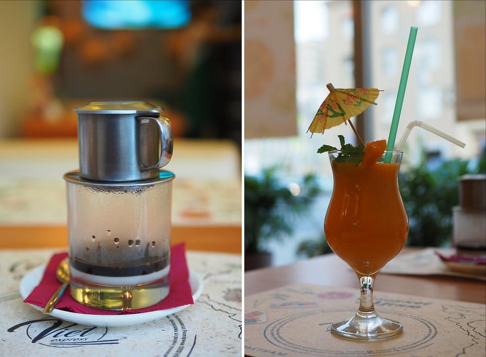 Viet Express Напитки