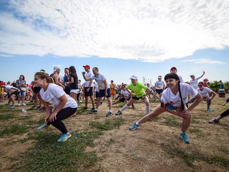 Второй забег по виноградникам Тамани -  «Сочный забег Фанагория - 2021» состоится в сентябре!