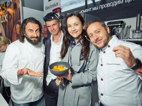 Праздник вкуса – фестиваль Taste Moscow в Лужниках!