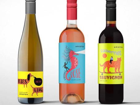 Винодельня «Кубань-Вино» представляет три новых вина бренда Aristov!