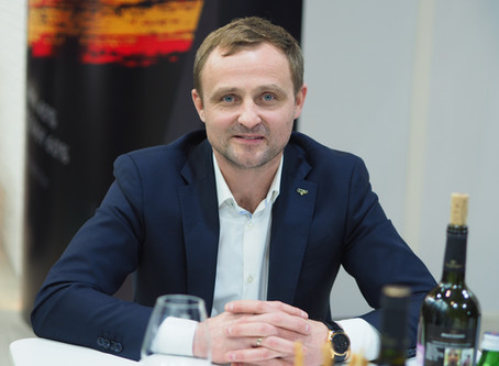 Сергей Дубовик (винодельня «Мысхако»): я «страшный человек» в своих решениях.