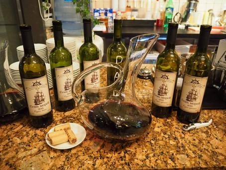 Авторское виноделие. Винодельня Узунов. Дегустация вин.