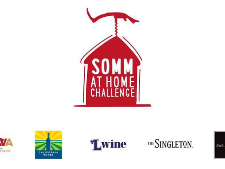 Somm At Home Challenge!
