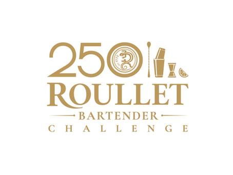 Roullet Bartender Challenge 2021: на кону - 250 000 рублей.