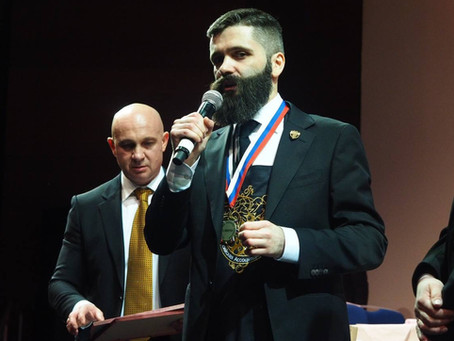 Лучший сомелье России - 2021! На двадцатом «Российском конкурсе сомелье» обьявили победителя!
