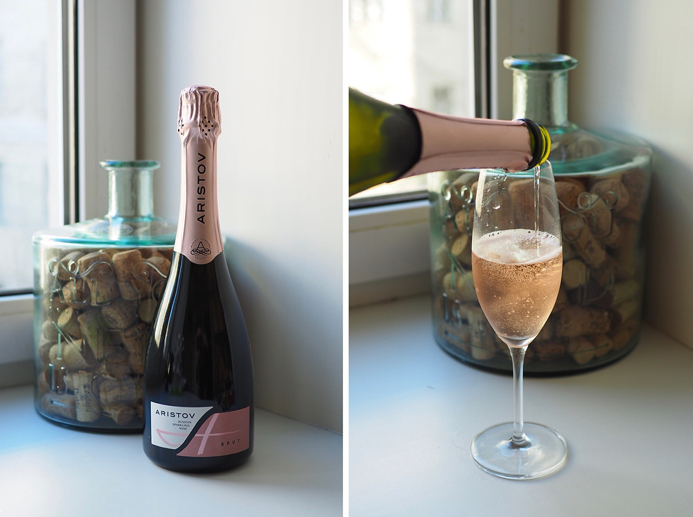 Aristov Brut Rose
