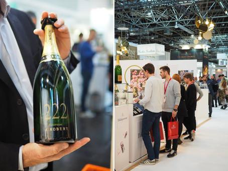 ProWein - важнейшая мировая выставка алкогольной сферы.