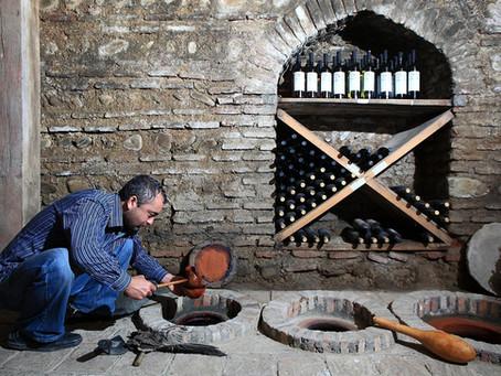 Россия остается самым крупным потребителем грузинского вина!