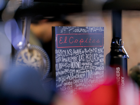 Бар из Санкт-Петербурга El Copitas вошел в The World's 50 Best Bars 2020.