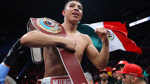 MUNGUIA TAKES ON O'SULLIVAN IN MIDDLEWEIGHT DEBUT