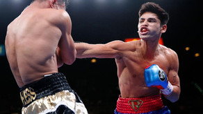 RYAN GARCIA CLIMBS UP THE RANKS, FACES OFF AGAINST FONSECA