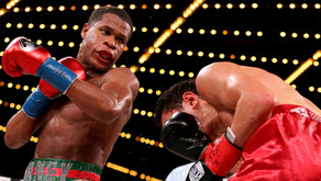 """DEVIN HANEY STOPS ABDULLAEV AFTER FOUR ROUNDS, CALLS OUT """"NO-MACHENKO"""""""