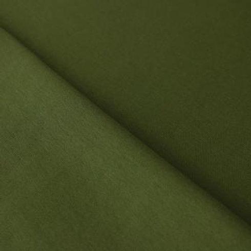 Bündchen Feinstrick olive