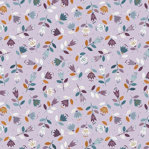 BIO French Flowers - light lilac
