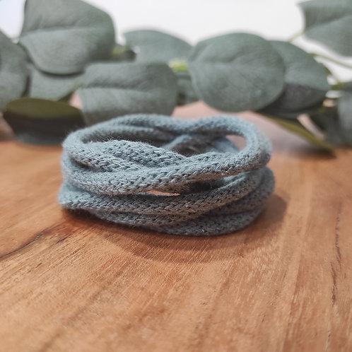 Kordel 5 mm altgrün