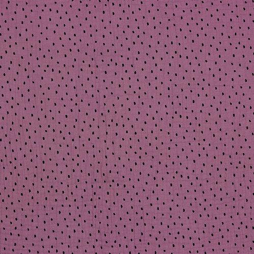 BIO Musselin shapes purple