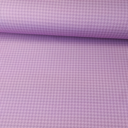 Hahnentritt purple rose