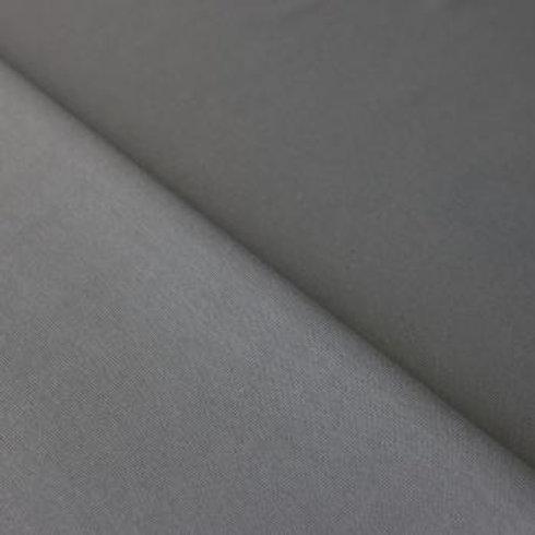 Bündchen Feinstrick grau