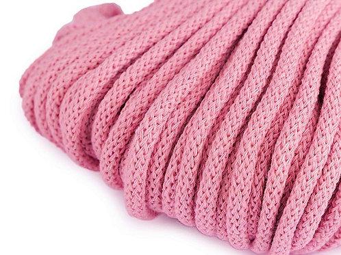 Kordel 5 mm rosa