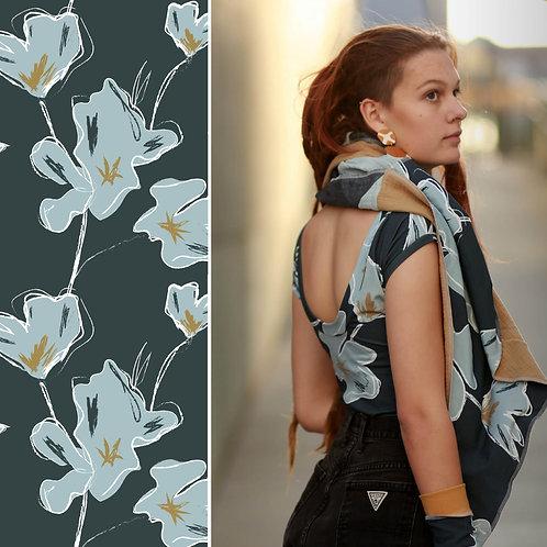 """XL Flowers """"Angelina"""" schlamm"""