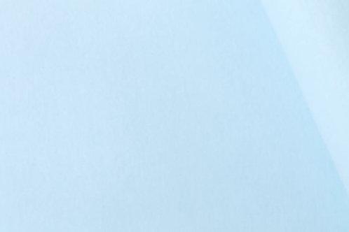 Bündchen Feinstrick frosted blue