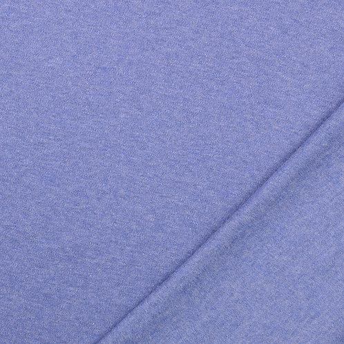 BIO Bündchen Strickschlauch pastell-blau