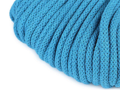 Kordel 5 mm azurblau