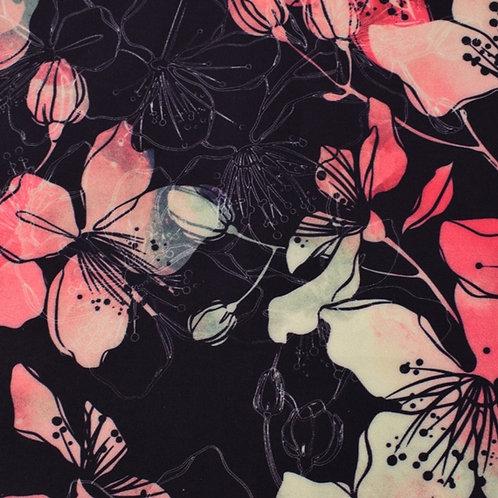 Softshell Blütentraum