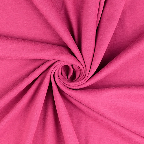 BIO Interlock berry-pink