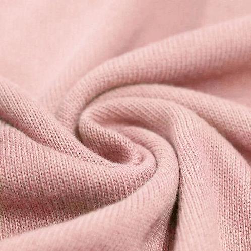 Babybaumwollstrick nude-rose