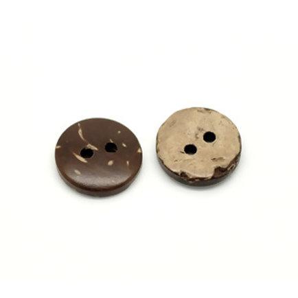 Kokosknopf 13 mm