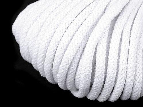 Kordel 5 mm weiß