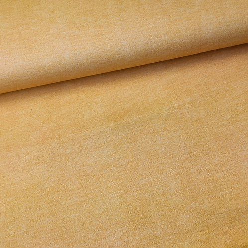 Denim Jersey gelb