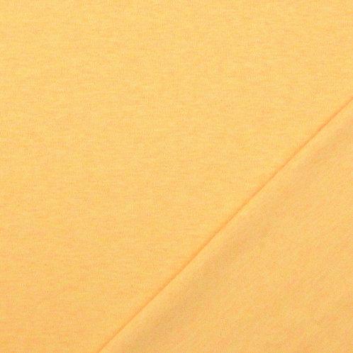 BIO Bündchen Strickschlauch pastell-gelb