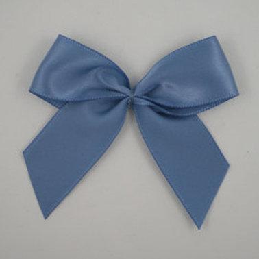 XL Schleife, antik blau