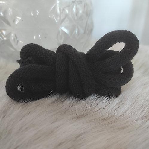 Premiumkordel 9 mm schwarz