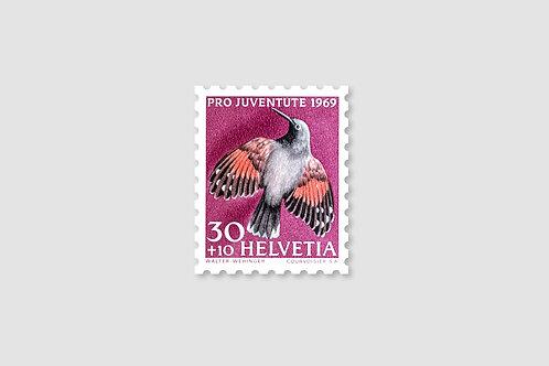 Bird Wallcreeper | 30 RP | Stock: 114 Piece