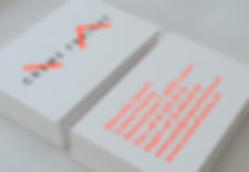 Business Cards & more in Letterpress