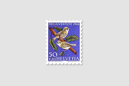 Bird Firecrest | 50 RP | Stock: 150 Piece