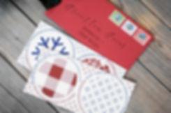Schweizer Letterpress, Weihnachtskarte, Gestaltungs- und Druckatelier Ink on Paper, Schweiz