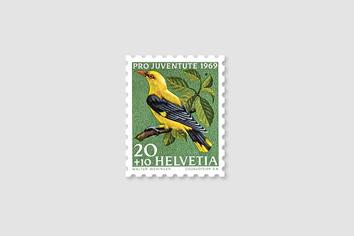 Bird Golden Oriole   20 RP   Stock: 128 Piece