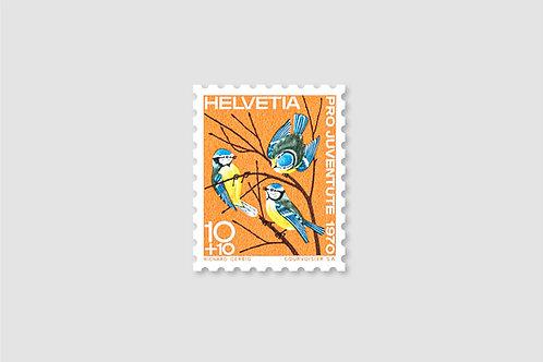 Bird Bluefinch | 10 RP | Stock: 207 Piece