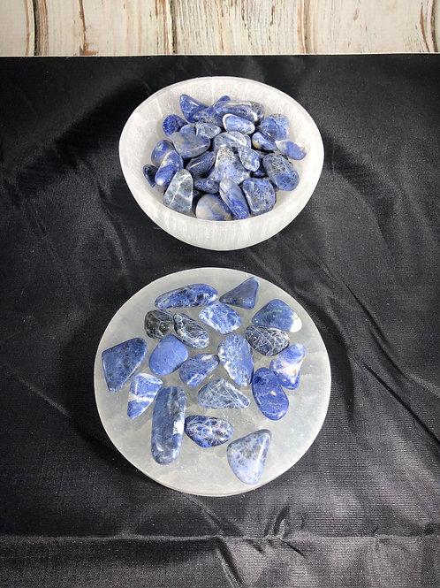 Sodalite Small Tumbled