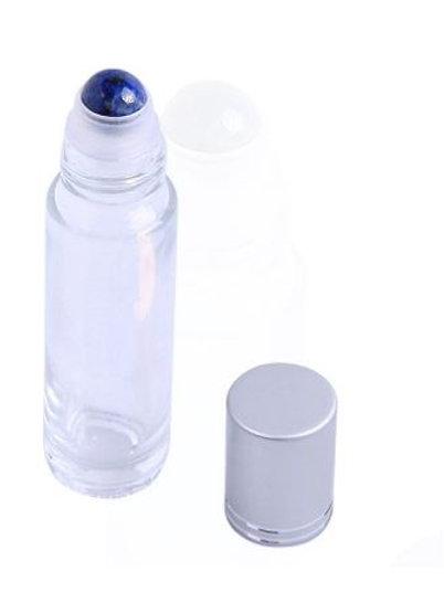Lapis Lazuli Essential Oil Roller Bottle