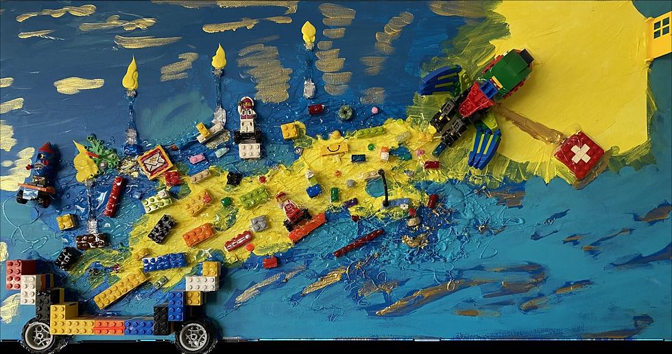 Lego fliegt uns zum Paradis